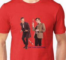 Doctor who - 11th Doctor  Unisex T-Shirt
