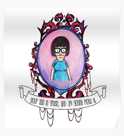 Tina! Poster