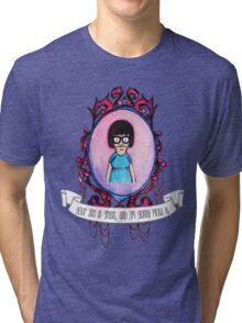 Tina! Tri-blend T-Shirt