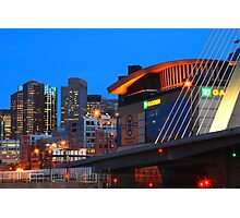 Home Of The Celtics And Bruins Photographic Print