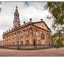 St. Andrew's in the Square by Glaspark