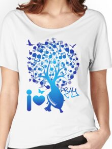 PR(L)AY Women's Relaxed Fit T-Shirt
