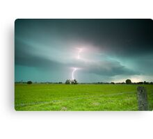 Grafton SuperCell Canvas Print