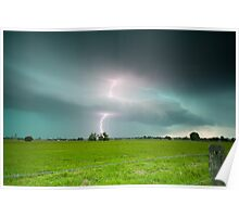 Grafton SuperCell Poster