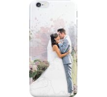 Colleen & Josh Evans Wedding iPhone Case/Skin