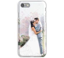 Colleen & Josh Evans Wedding iPhone Case/Skin
