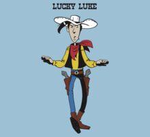 Lucky Luke I Kids Tee