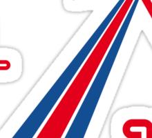 ICELAND STAR Sticker