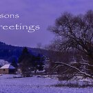 Seasons Greetings by Adrian Harvey