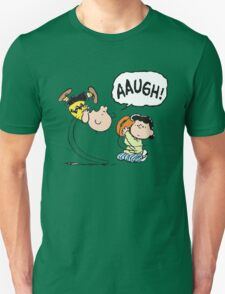 Peanuts - Lucy and Charlie Brown T-Shirt
