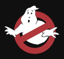 Ghostbusters logo by monkeybrain