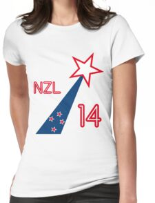 NEW ZEALAND STAR Womens Fitted T-Shirt
