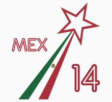 MEXICO STAR  Kids Clothes