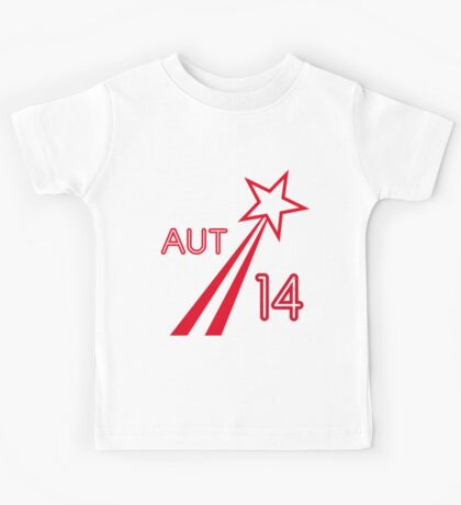 AUSTRIA STAR Kids Tee
