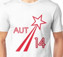 AUSTRIA STAR Unisex T-Shirt