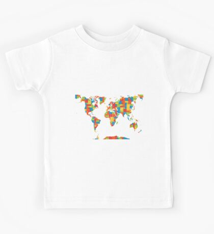 Lego World Kids Tee