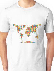 Lego World Unisex T-Shirt