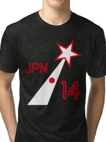 JAPAN STAR Tri-blend T-Shirt