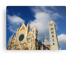 Siena Cathedral, Siena, Italy Metal Print