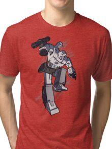 Megatron (2) Tri-blend T-Shirt
