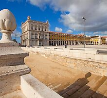 Terreiro do paço I by terezadelpilar~ art & architecture