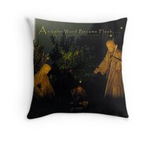 Holy Family Christmas (Made in China ! Throw Pillow
