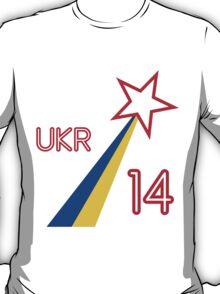 UKRAINE STAR T-Shirt