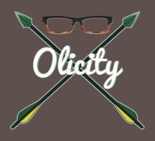 Olicity Shipper (Dark) by DANgerous124