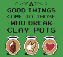 Link Clay Pots by chutch252