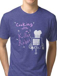 Undertale Mettaton Tri-blend T-Shirt