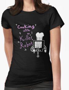 Undertale Mettaton Womens Fitted T-Shirt