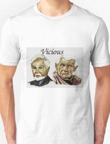 Derek Jacobi & Ian McKellen - Vicious T-Shirt
