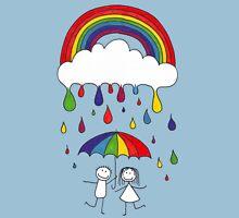 Rainbow Magic Womens Fitted T-Shirt