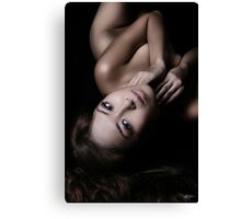 Old School Glamour Canvas Print