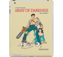 Army Of Darkness - Beige iPad Case/Skin