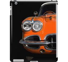 Cool (orange) iPad Case/Skin