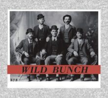 Butch Cassidy's Wild Bunch by GilbertValenz