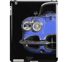 Cooler (blue) iPad Case/Skin