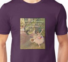 With Great Photomanip Power... Unisex T-Shirt