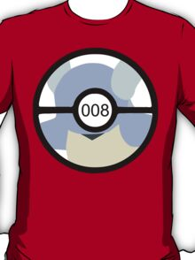 Pokeball 008 T-Shirt