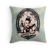 Lady Lara Throw Pillow