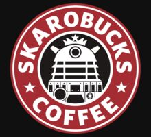 Skarobucks by ajf89