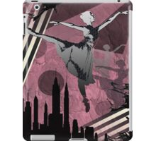 Ballerina City Sun Burst Pink iPad Case/Skin