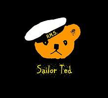 Smartphone Case - Sailor Ted 6 by Mark Podger