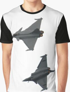 2 Rafale Graphic T-Shirt