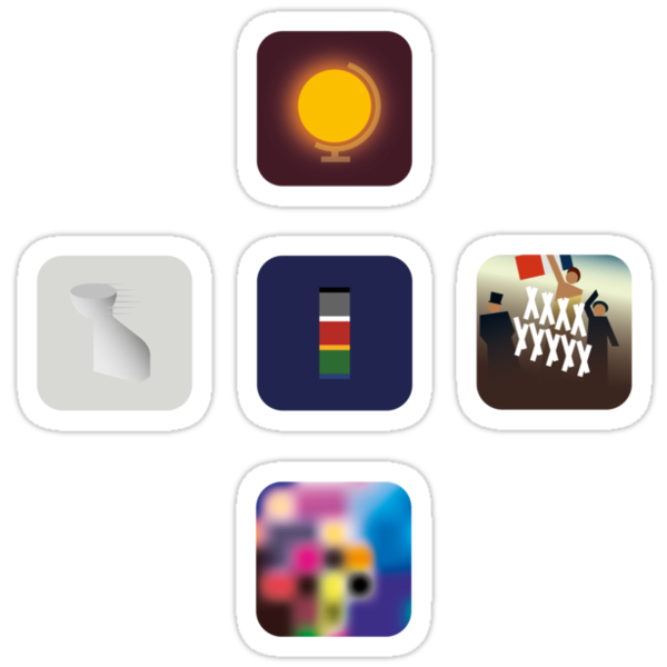There's an app for that Coldplay by Christophe Gowans