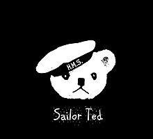 Smartphone Case - Sailor Ted 2 by Mark Podger