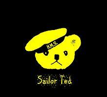Smartphone Case - Sailor Ted 8 by Mark Podger