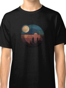 Hearts of Black Science Moon Logo Classic T-Shirt