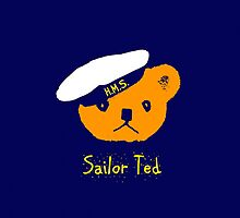 Iphone Case - Sailor Ted 7 by Mark Podger